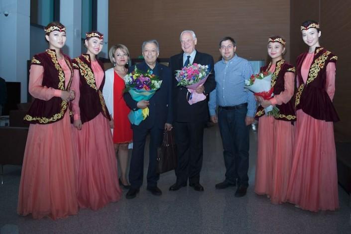 В Астане открываются гастроли легендарного миланского Ла Скала