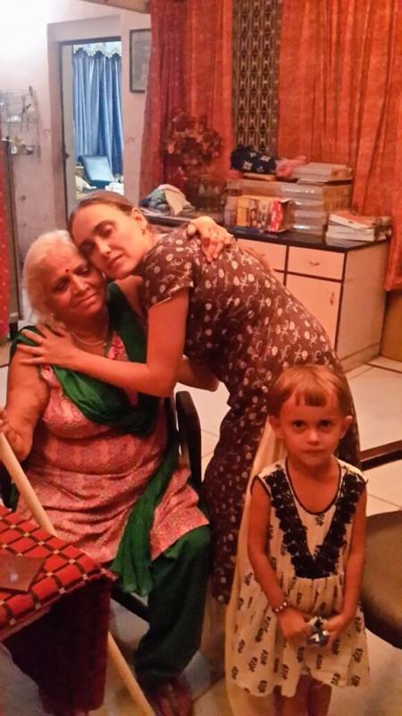Министры примирили россиянку с индийской свекровью
