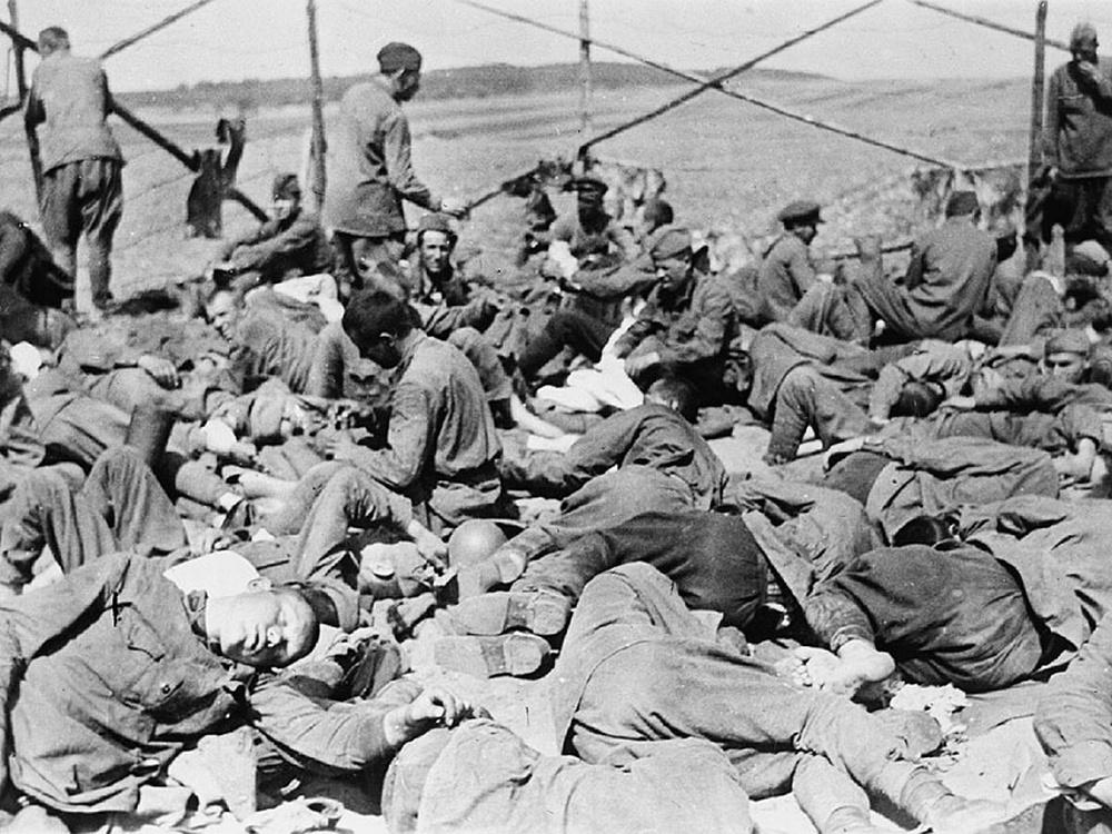 Жизнь после смерти. Плененные кавалеристы 106-й дивизии