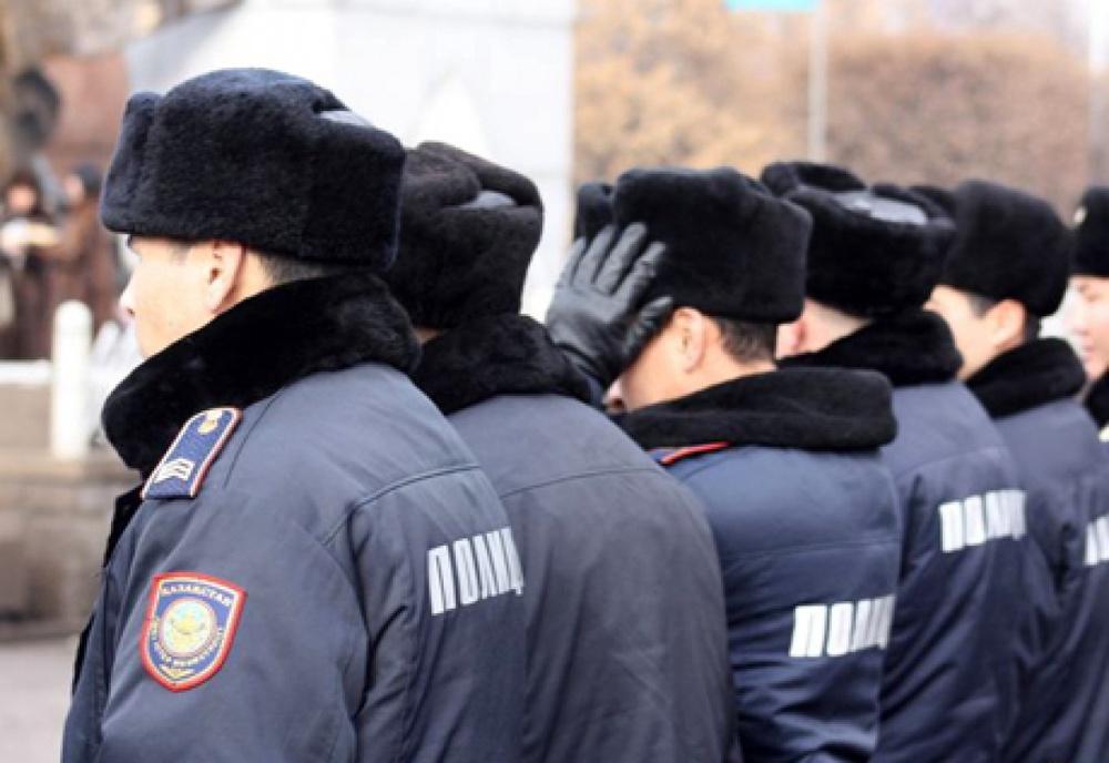 Полиция Казахстана усилит меры безопасности в Курбан-айт