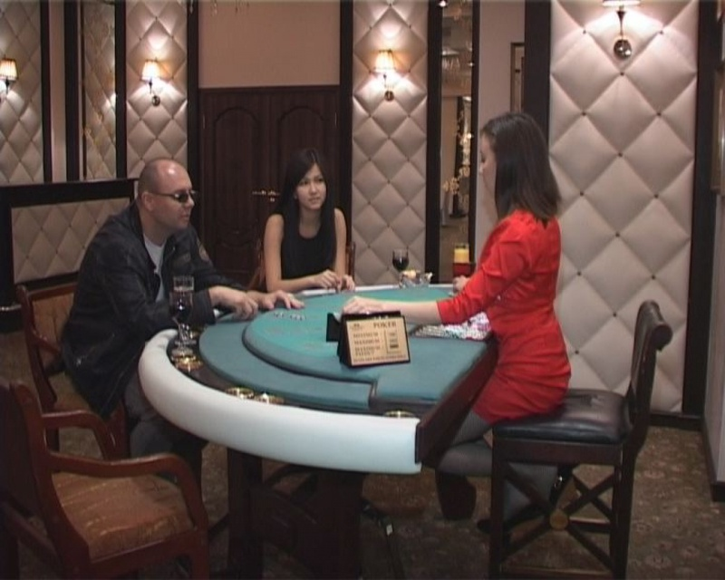 Закрытие казино 2011 снималась сцена в холле казино