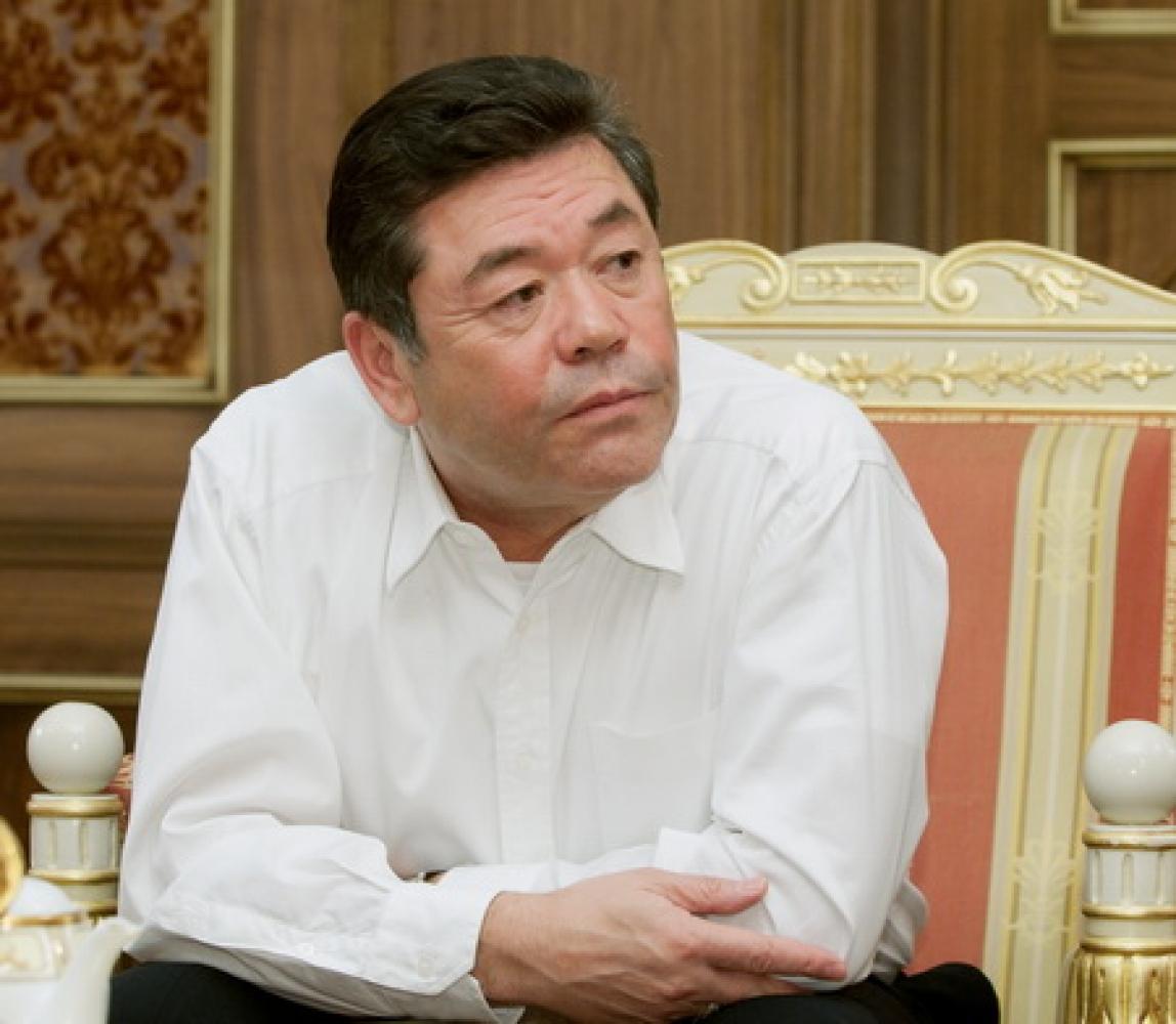 Патох Каюмович Шодиев