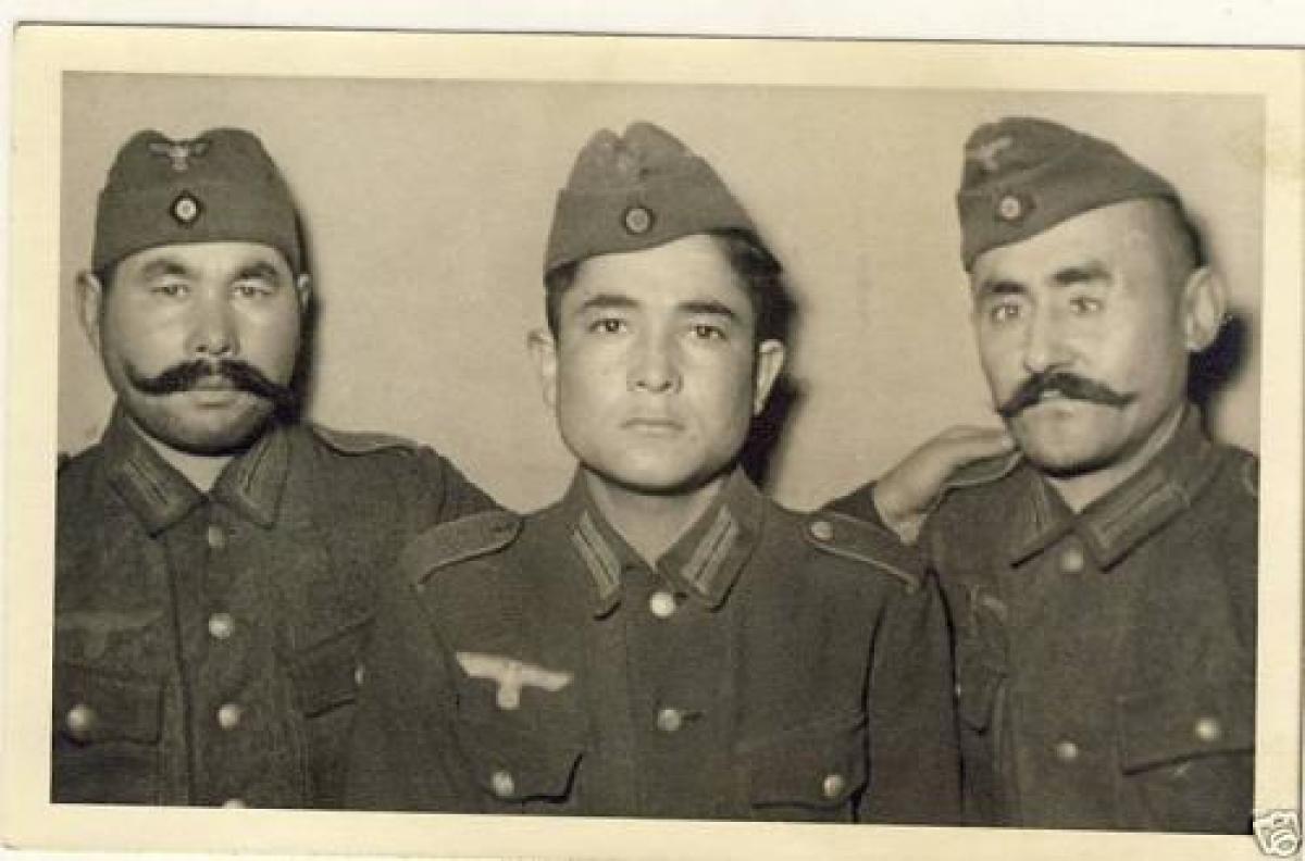Списки офицеров попавших в плен вов