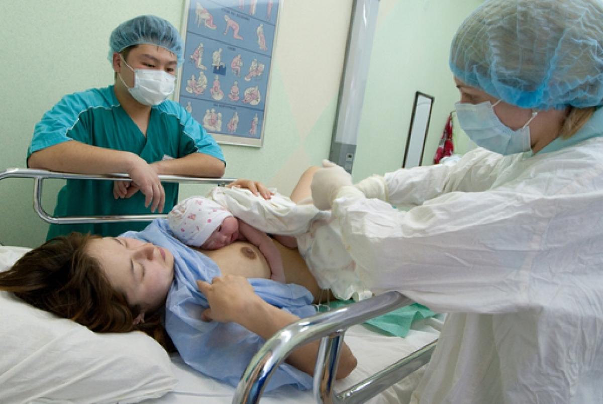 Как ражают женшини врачи удаволства бирут