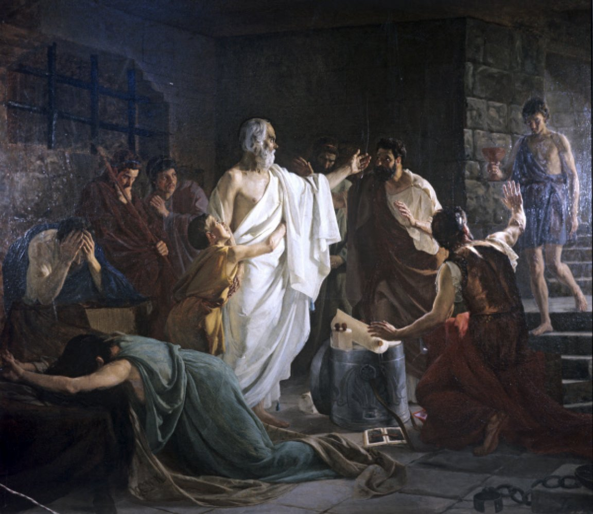 the dispute between politics and philosophy in patos writing of sorates episodes of dialogue 16 - method man: plato's socrates posted on 23 january 2011 in this episode, the second of three devoted to socrates, peter adamson of king's college london discusses the way he is portrayed in the early dialogues of plato, especially the apology.