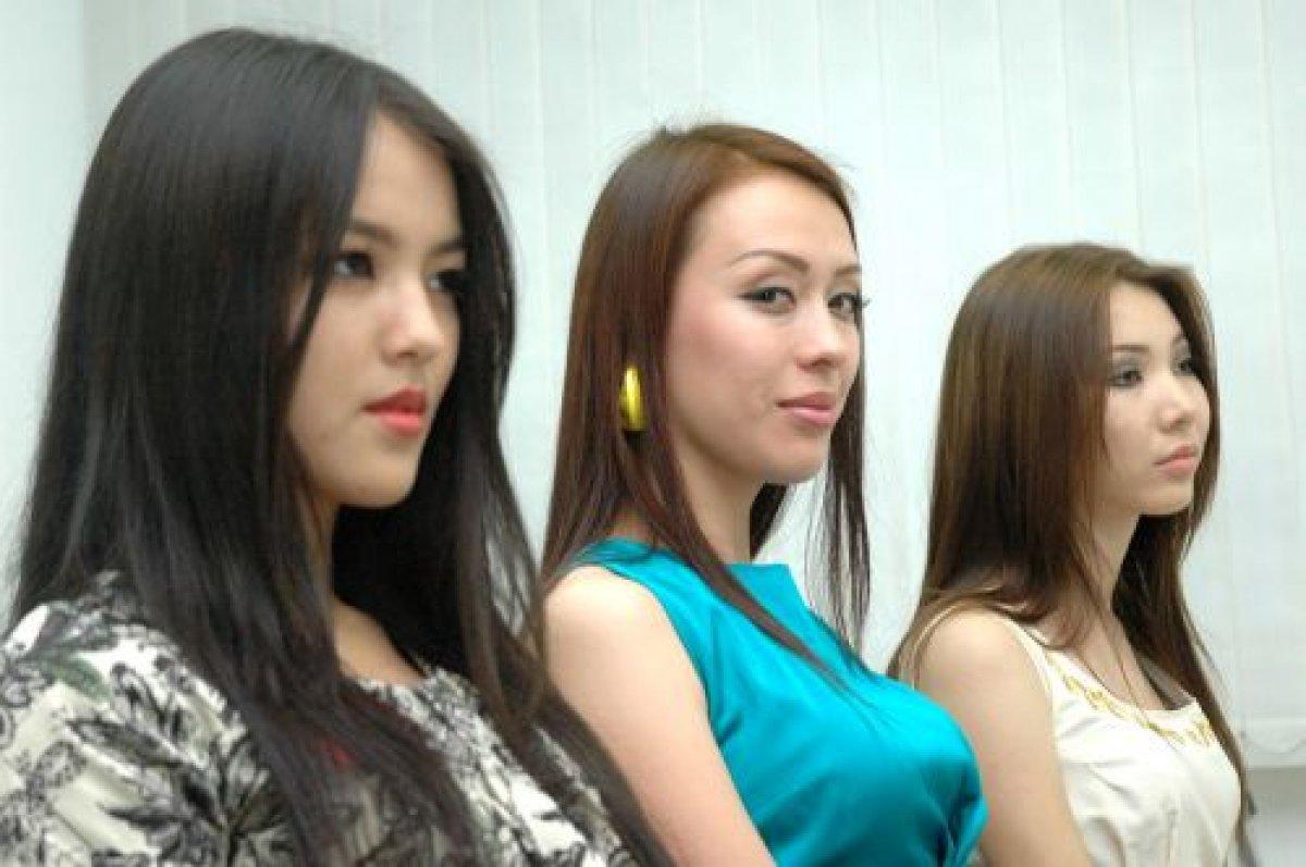Самая сексуальная девочка в кыргызстане