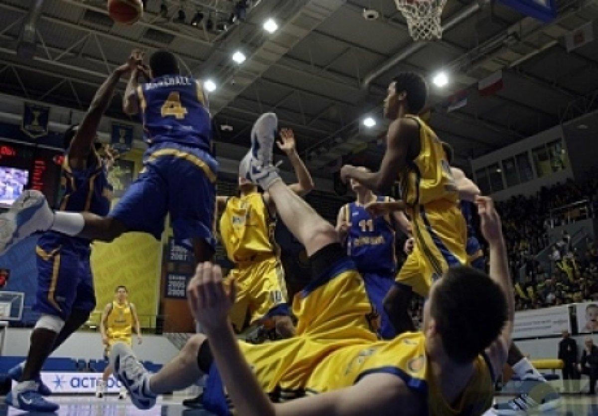Нафтановцы - на второй ступени баскетбольного пьедестала новополоцка