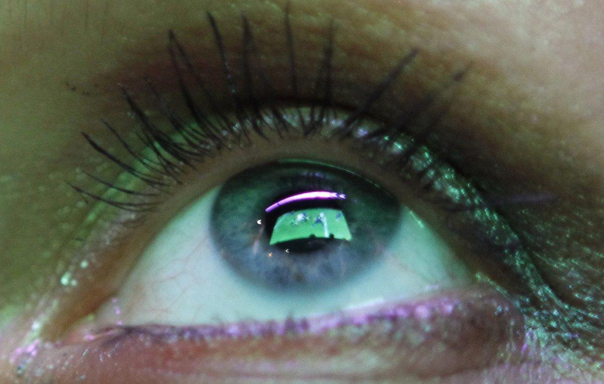Таблица редкости цвета глаз