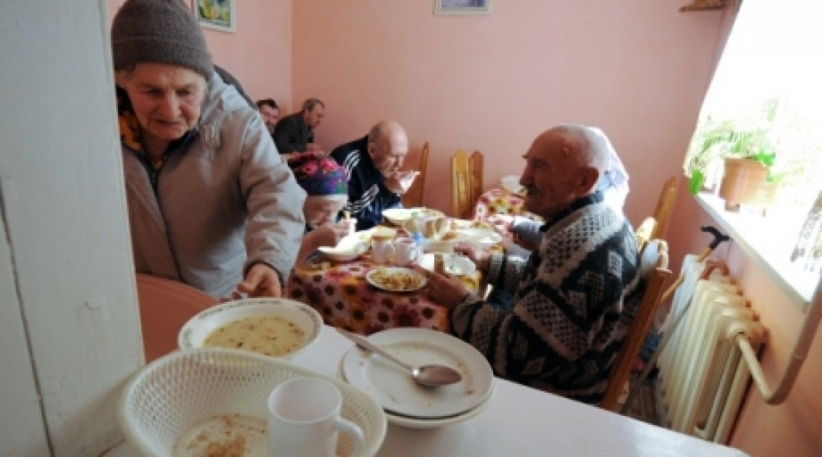 В дома престарелых дети дом престарелых керженец