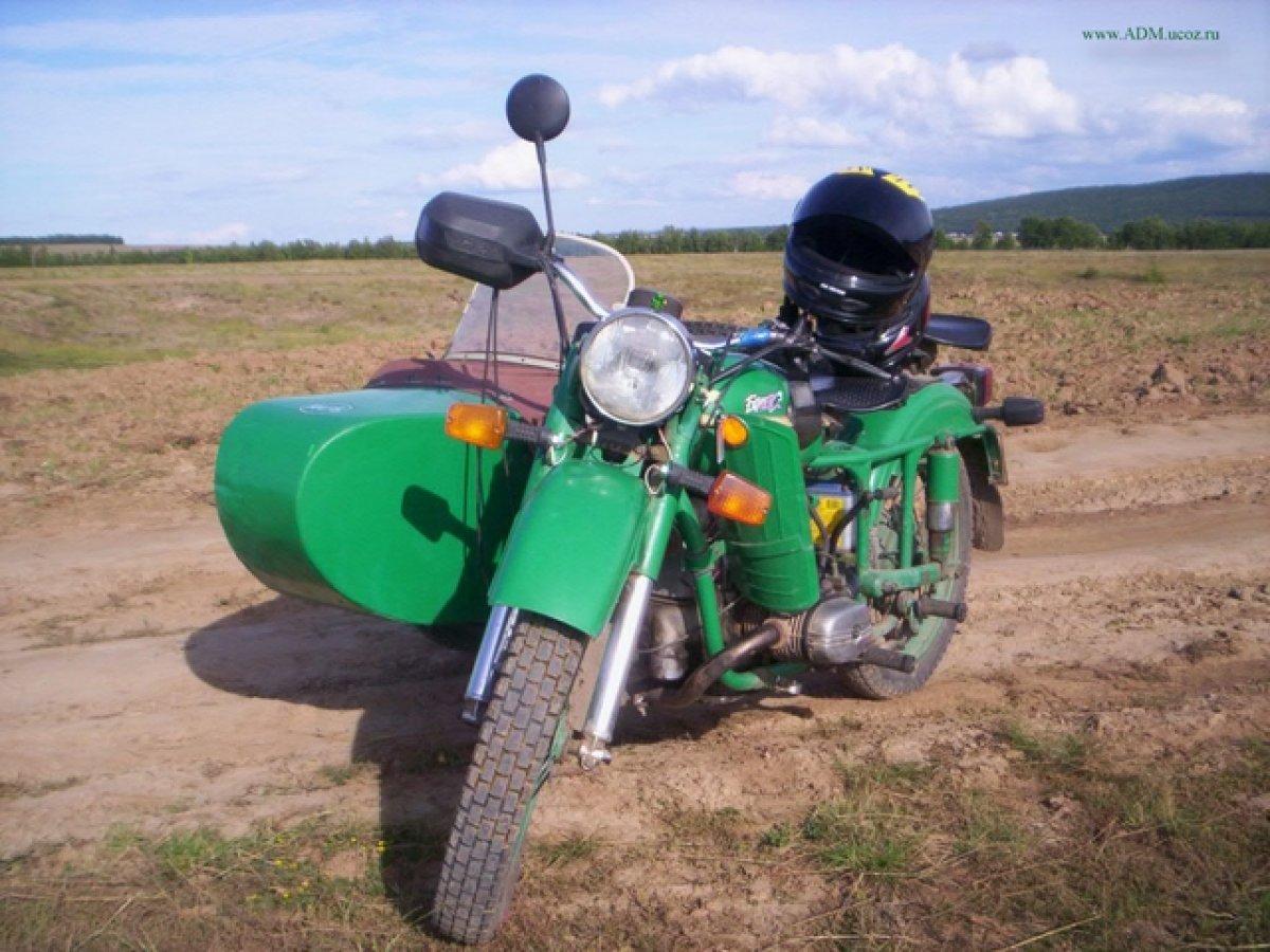 мотоцикл урал б у фото цена