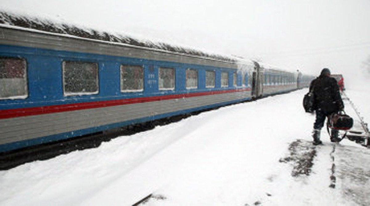 Отменены рейсы пассажирских поездов из Астаны в Кызылорду и обратно