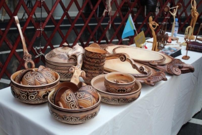 Казахская национальная посуда фото и описание