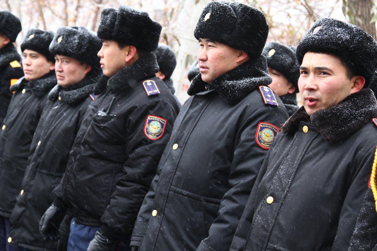 Знакомство Со Структурой Органов Дорожной Полиции В Рк