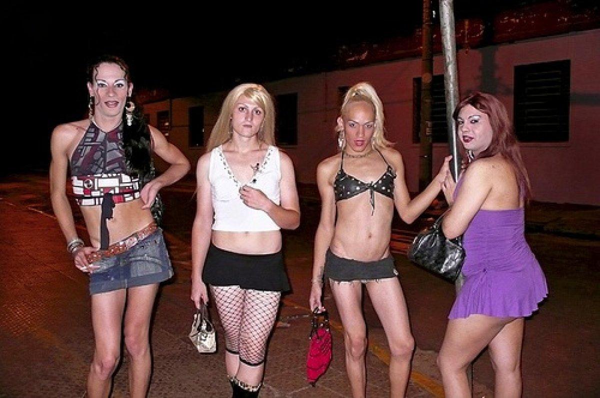 Проститутки стремные