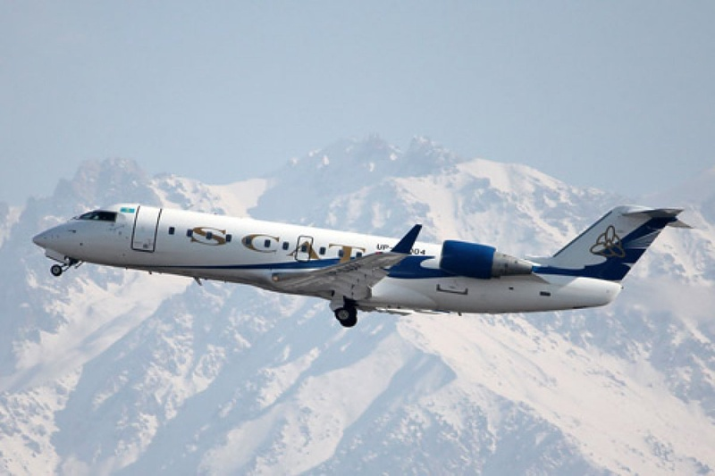 "Пассажирский самолет Bombardier CRJ-200. Фото ©<a href=""http://www.avianews.com"" target=""_blank"">avianews.com</a>"