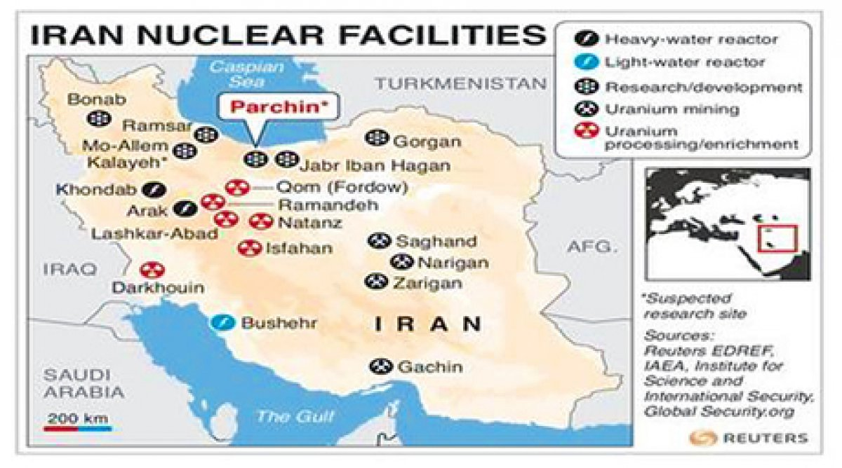 iran nuclear program for fuel or weapons essay Iran will reduce its stockpile of enriched uranium - used to make reactor fuel, but also nuclear weapons - by 98% to 300kg (660lb) for 15 years.