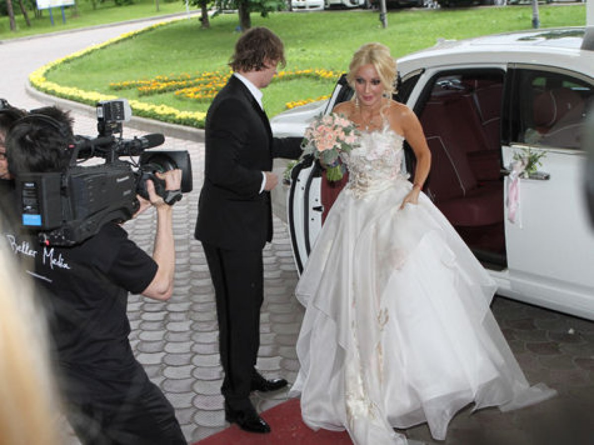 Кудрявцева и макаров свадьба фото