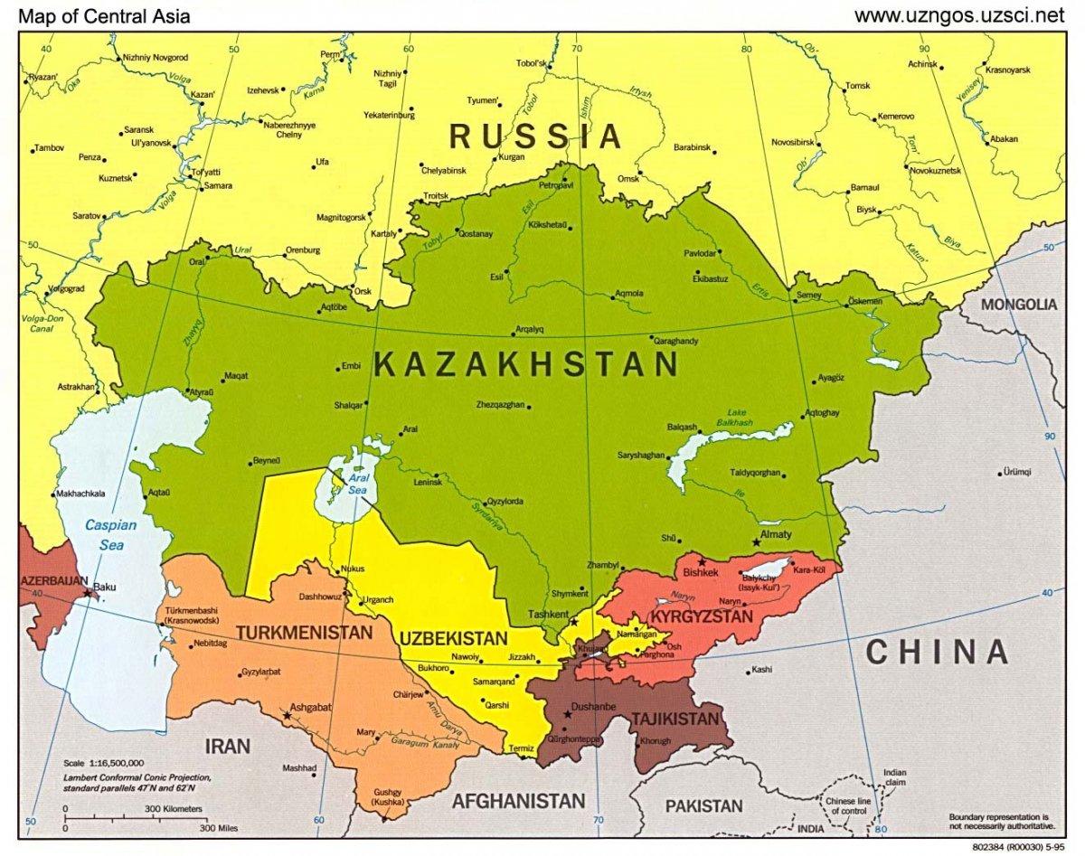 Карта спорных территорий таджикистан киргизия