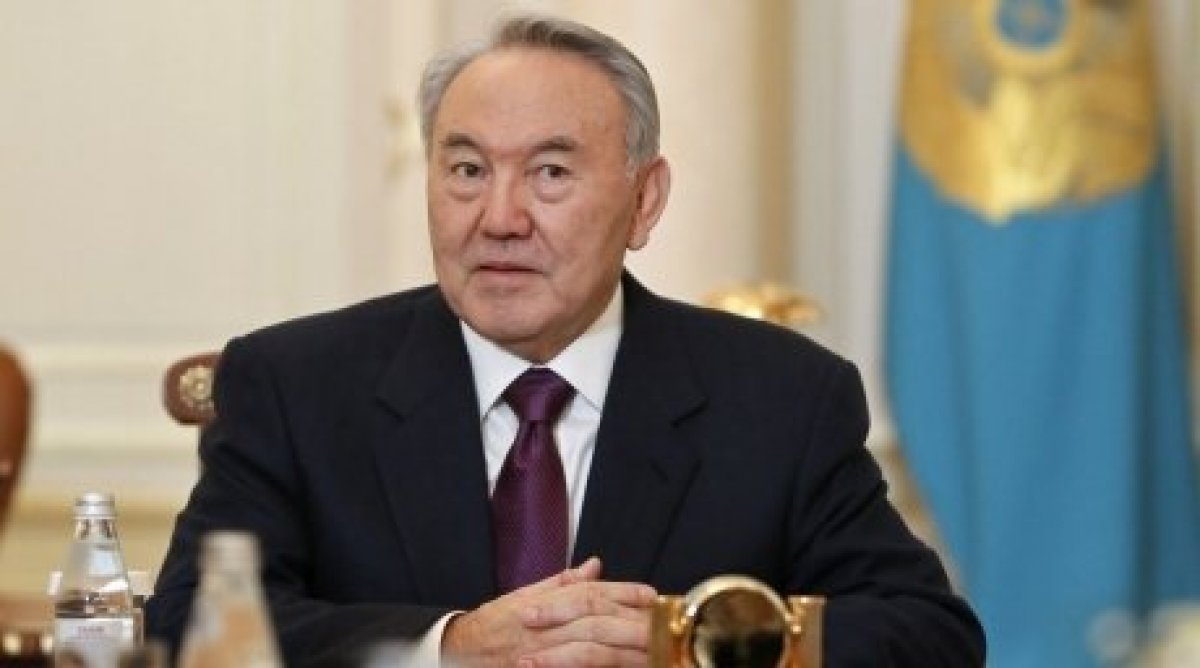 Президент Казахстана Нурсултан Назарбаев. Фото ©REUTERS