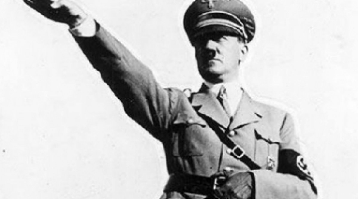 adolf hitler and mohandas gandhi the rise to power of the two influential most men in history