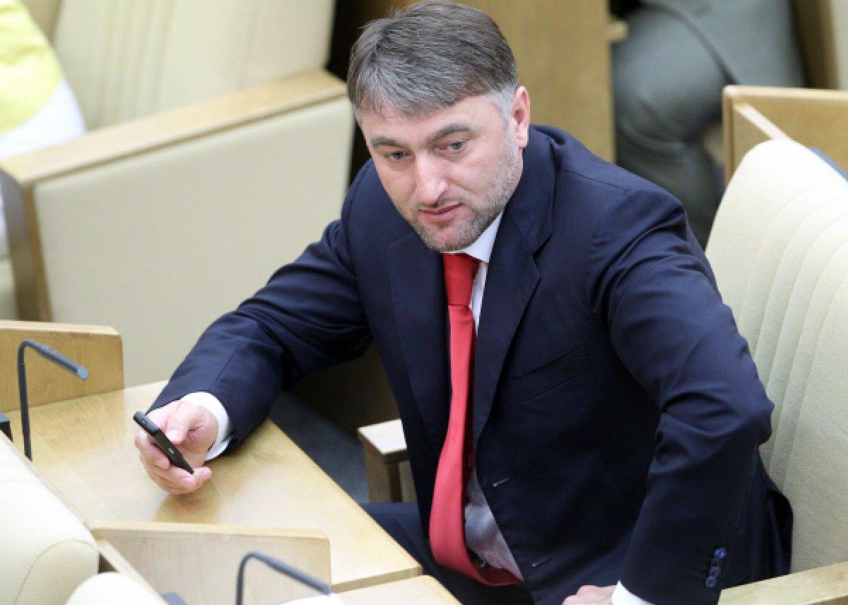 услуг каждый депутат алексей русских компромат объявление