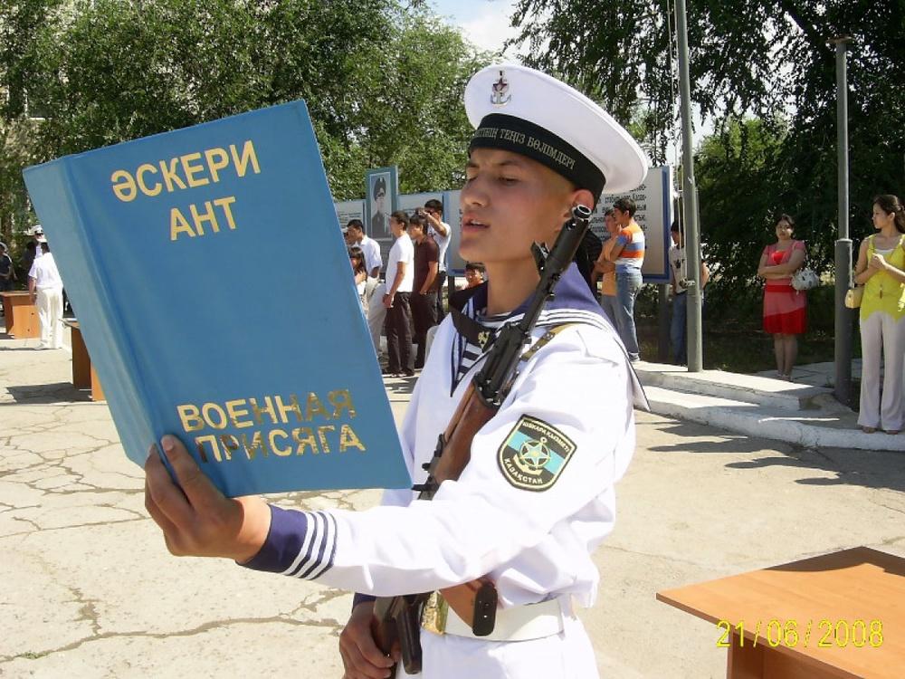 2,5 тысячи казахстанцев пополнили ряды погранслужбы КНБ