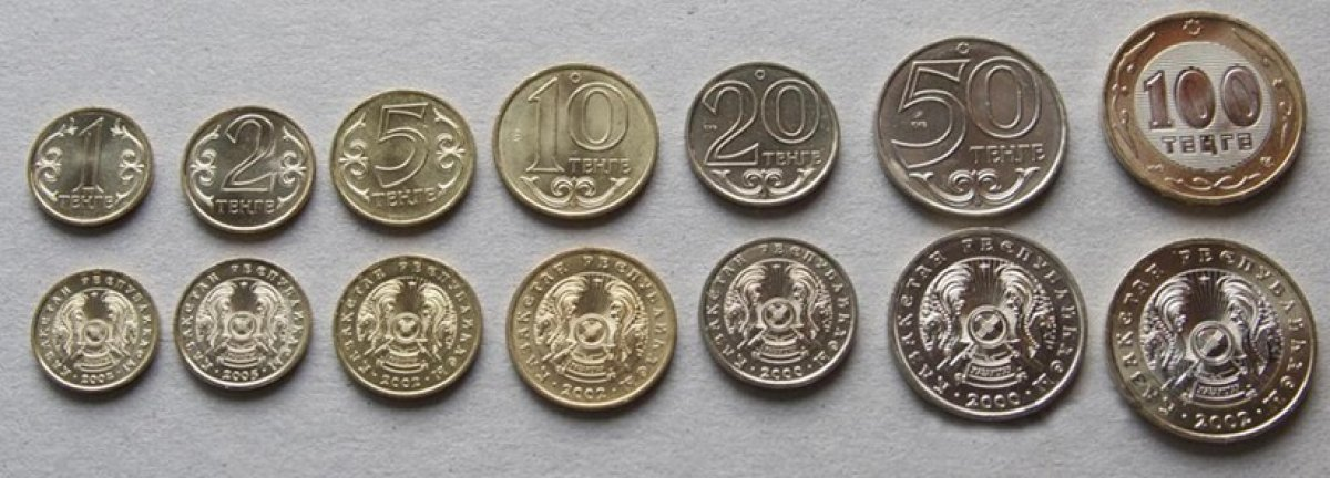 Монета казахстана денежный аукцион