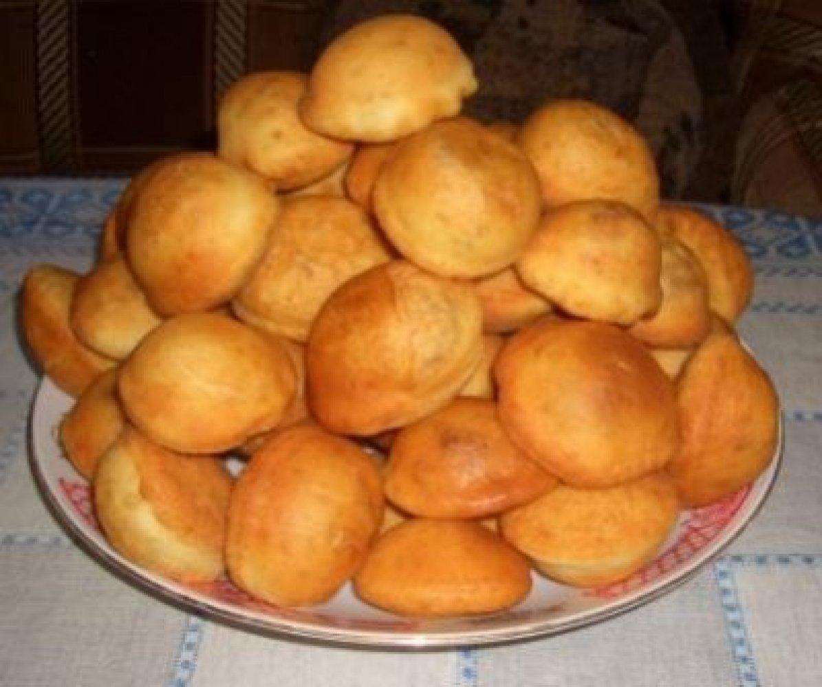 Рецепт шариков баурсаков тесто на майонезе