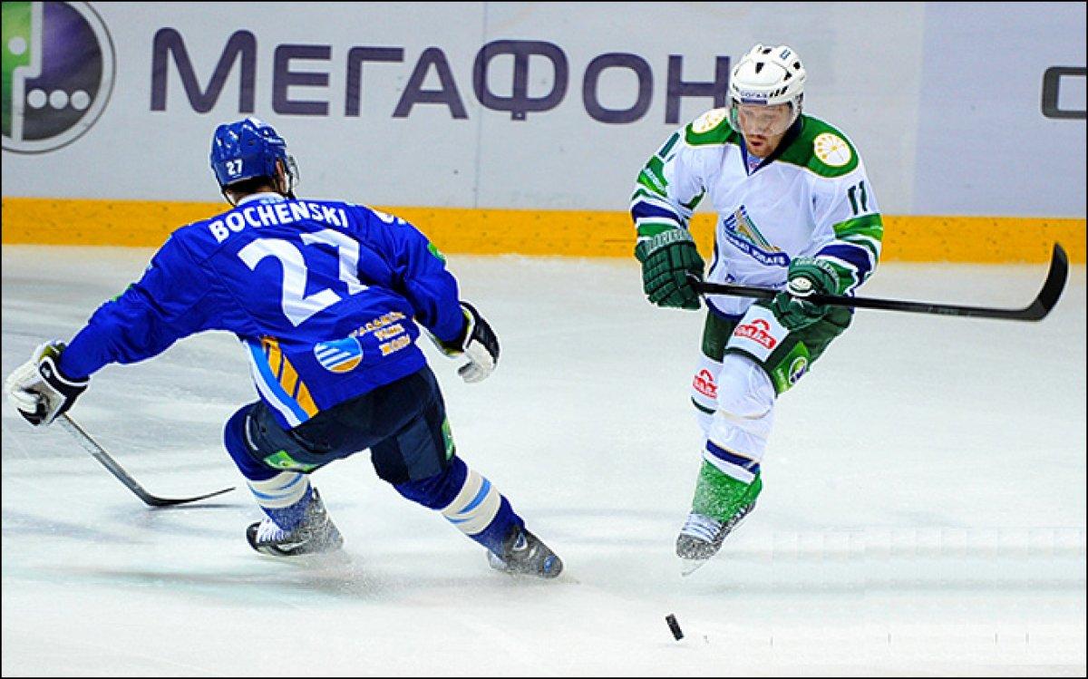 юлаев хоккей салават барыс