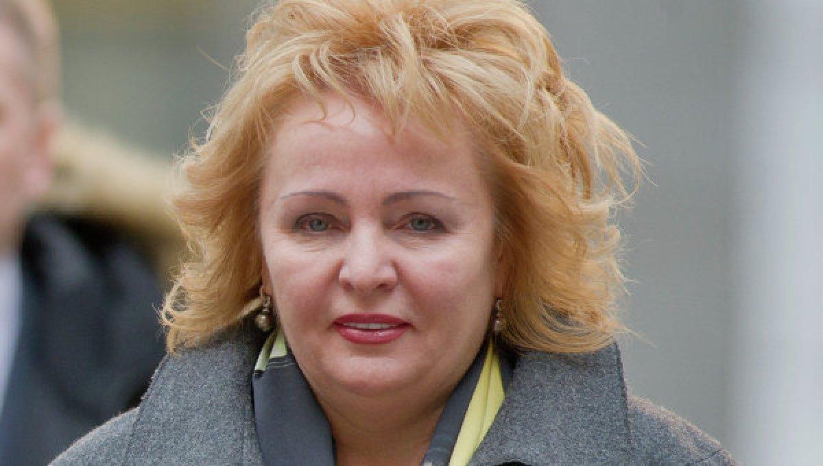 Путина Людмила Александровна где сейчас 2017 фото