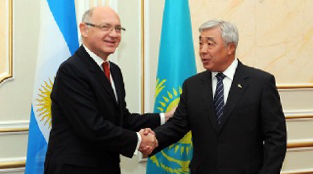 Казахстан и Аргентина договорились о безвизовом режиме