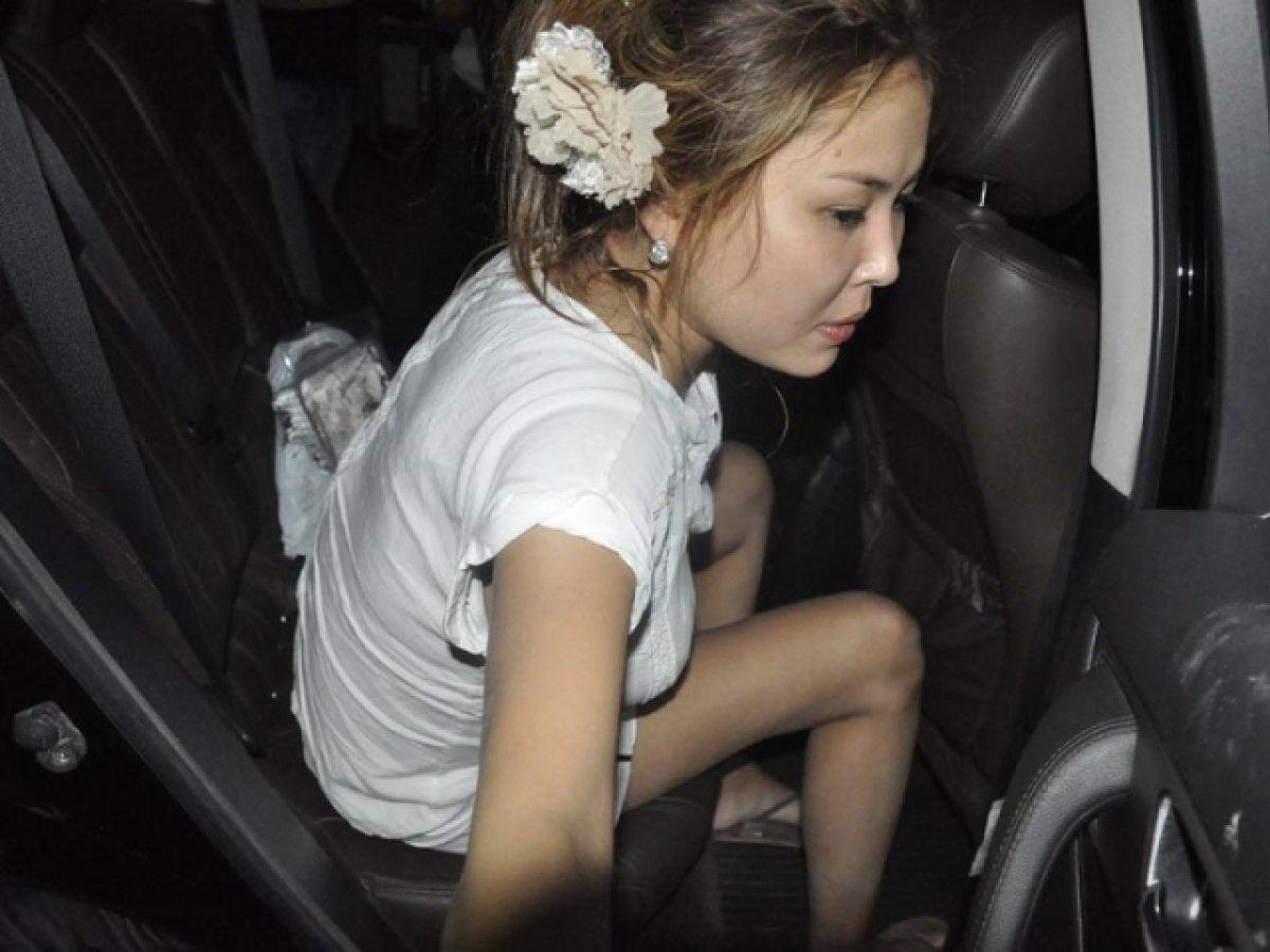 Фото девушка пьяная дала