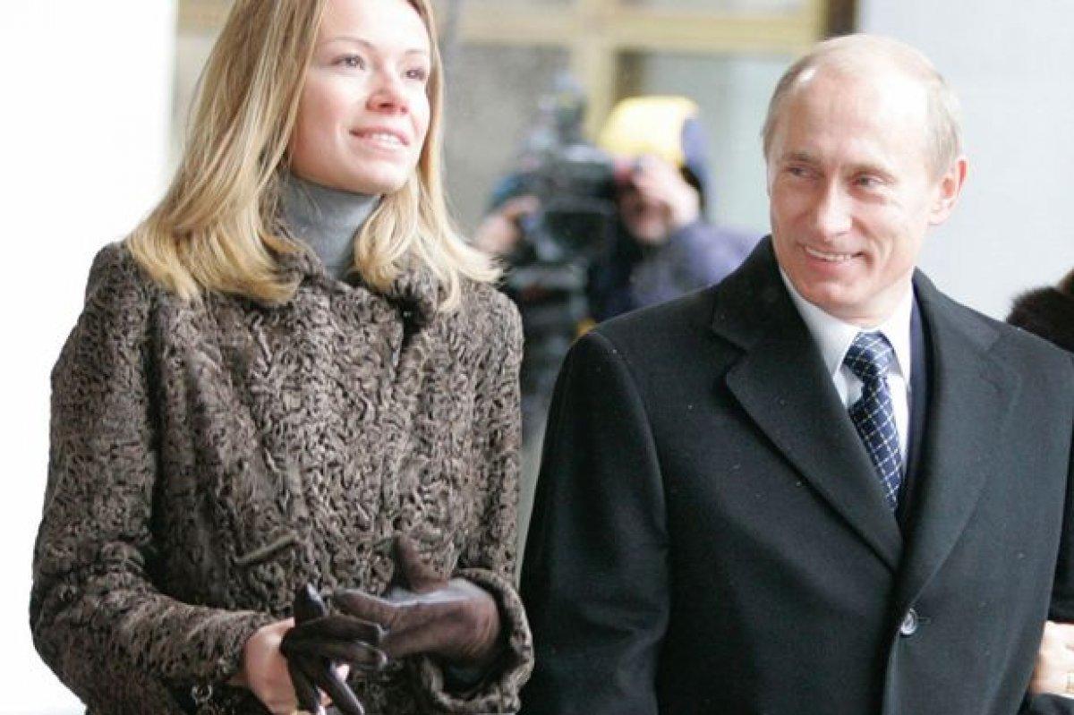 Дочь Путина  Катерина Тихонова 8 фото  видео  Триникси