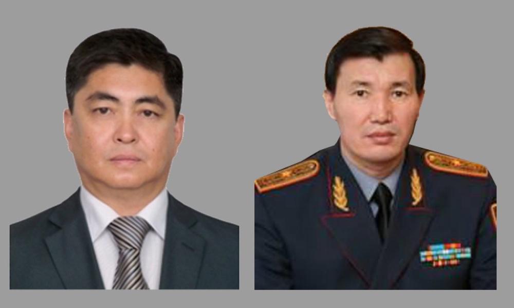 Назарбаев назначил зампредов Агентства по делам госслужбы и противодействию коррупции