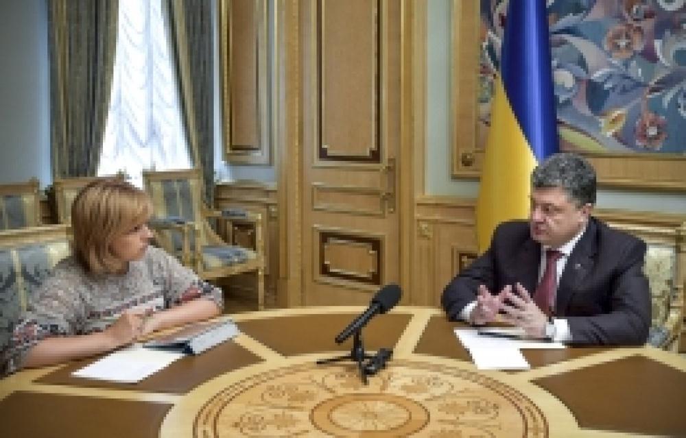 Экс-кандидат в президенты Украины стала советником Порошенко