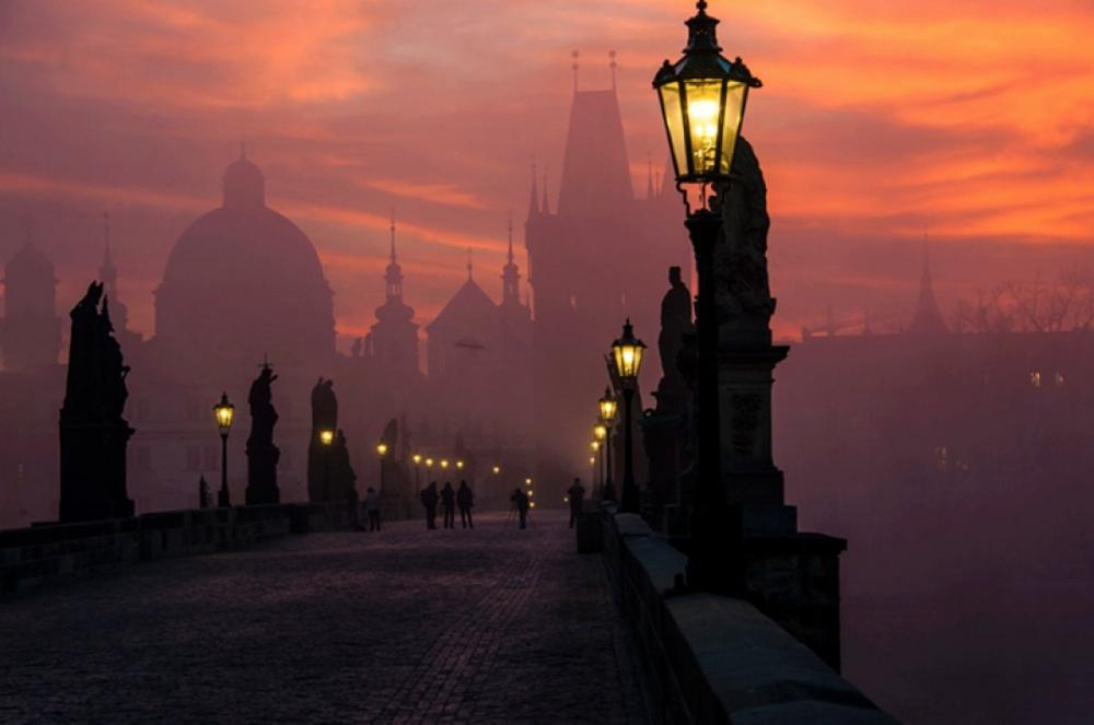 Завораживающие фото для тех, кто любит туманные утра