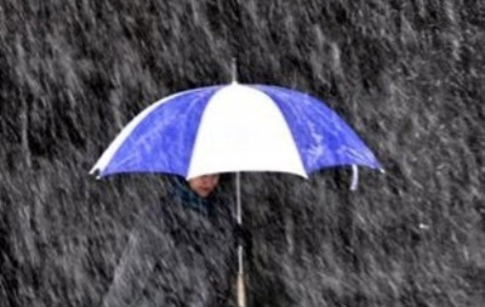 Погода в Казахстане: Дождь и мокрый снег ожидаются 2-4 октября