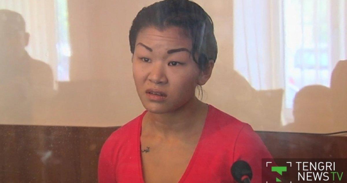 Суд об убийстве в астане лесбиянки