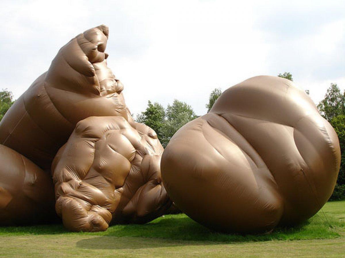 Инсталляция в 2008 году в Берне. Фото: woostercollective.com