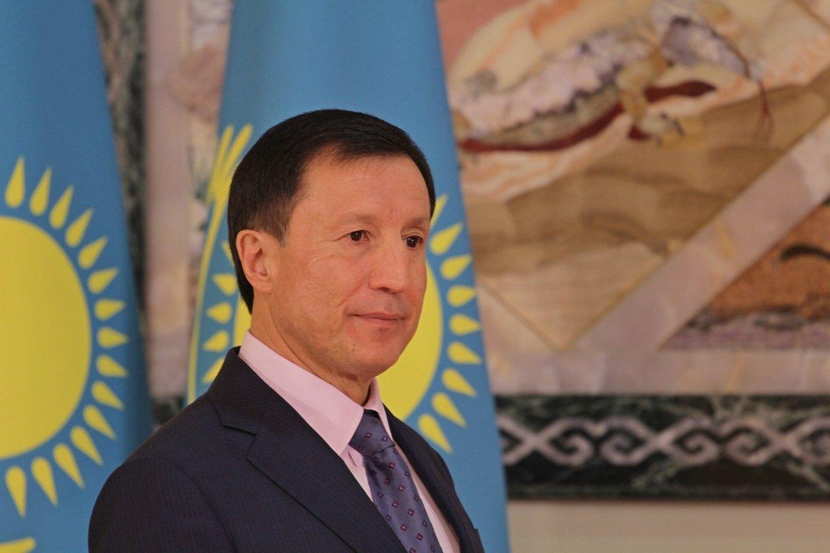Адильбек Джаксыбеков. Фото Турар Казангапов ©