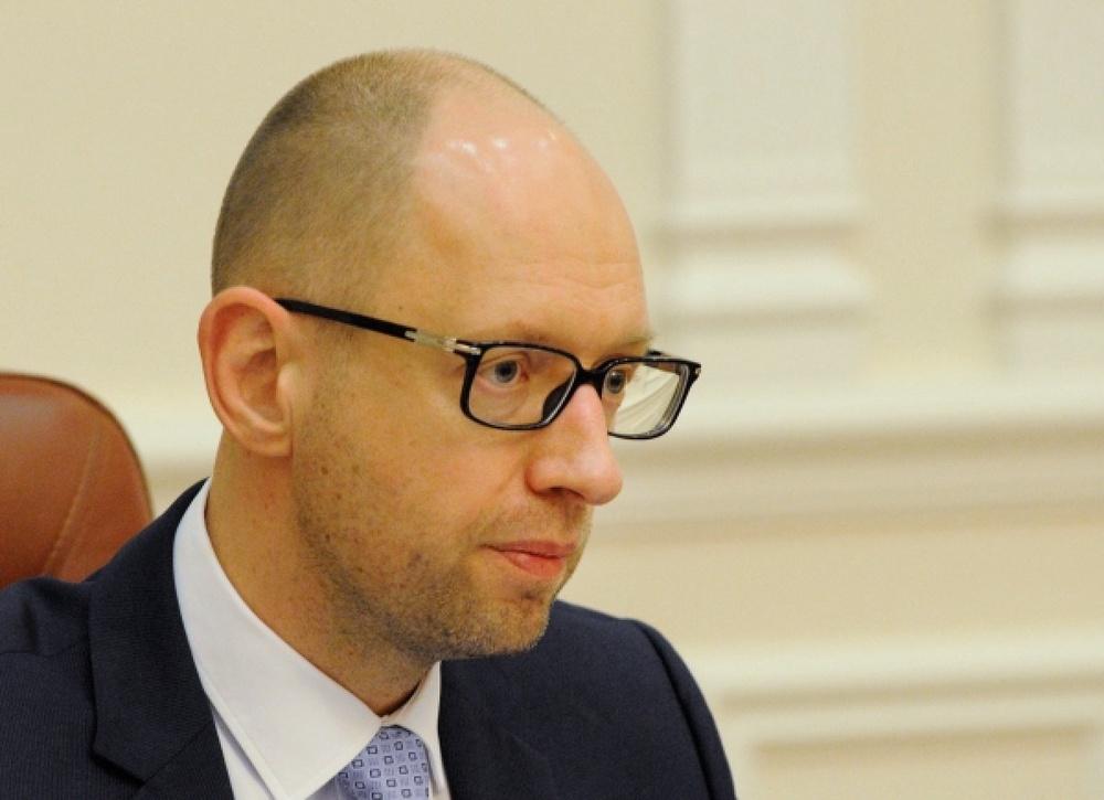 Премьер Украины дал поручение заплатить за российский газ