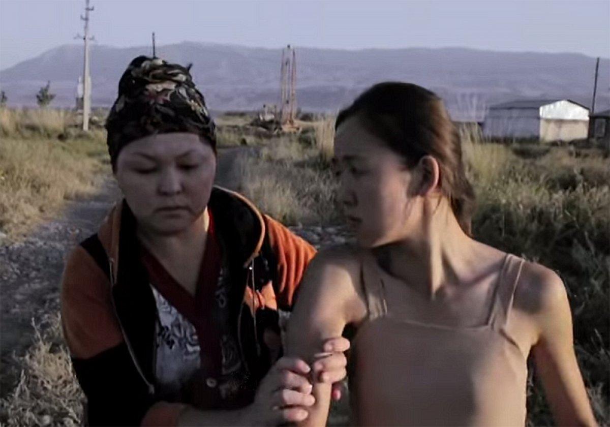 Казахский. фильм своими руками 9