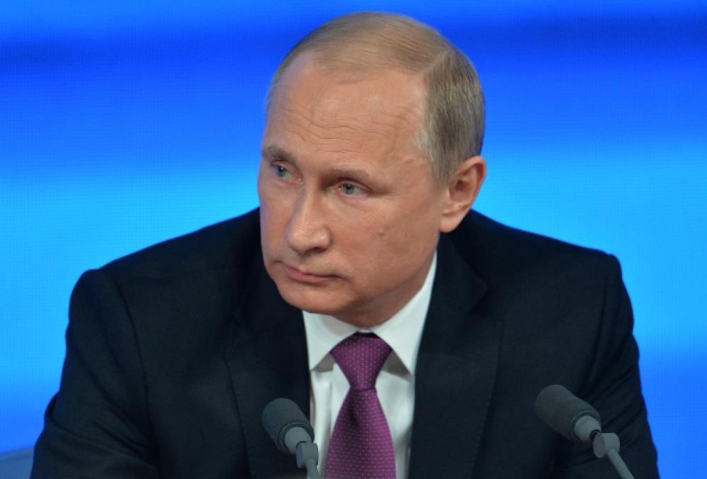 Владимир Путин назвал Лермонтова оппозиционером