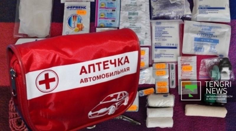 Автомобильные Аптечки Нового Образца 2015 В Казахстане img-1
