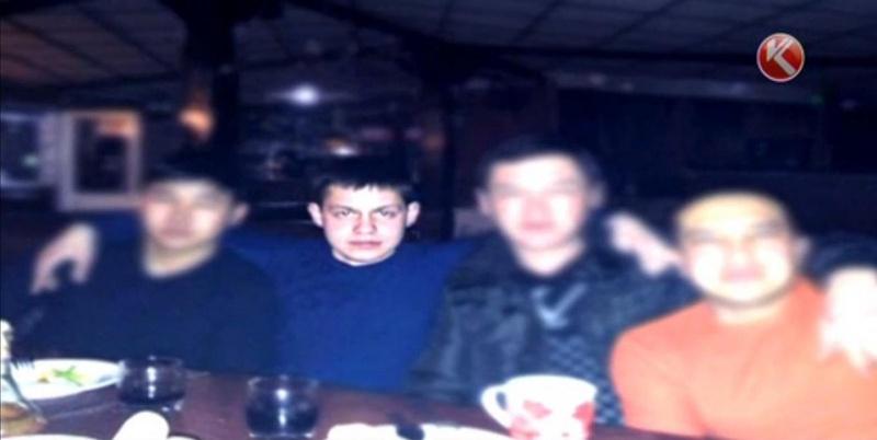Максим Бакиев - сын полковника полиции. © ktk.kz