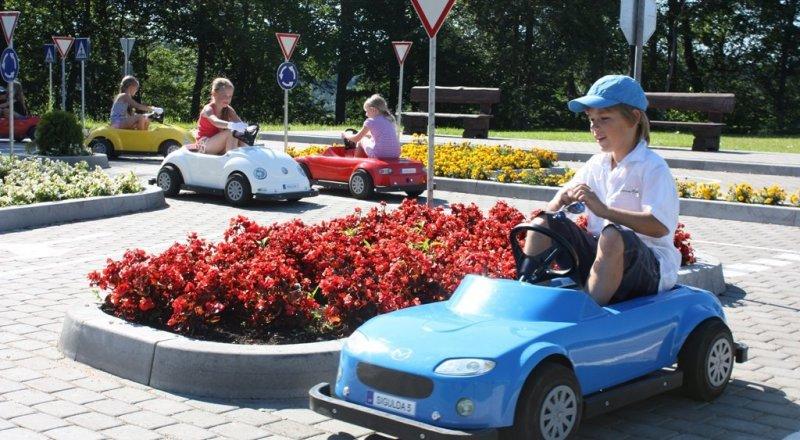 Детские парки дорожного движения предлагают создать в Казахстане