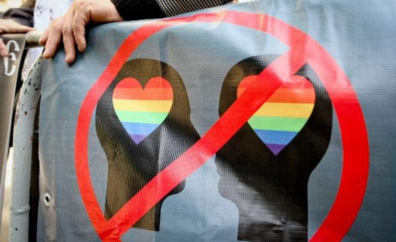 Гомосексуализм в рк