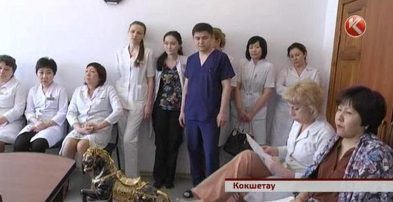 25 врачей перинатального центра Кокшетау разом решили уволиться ...