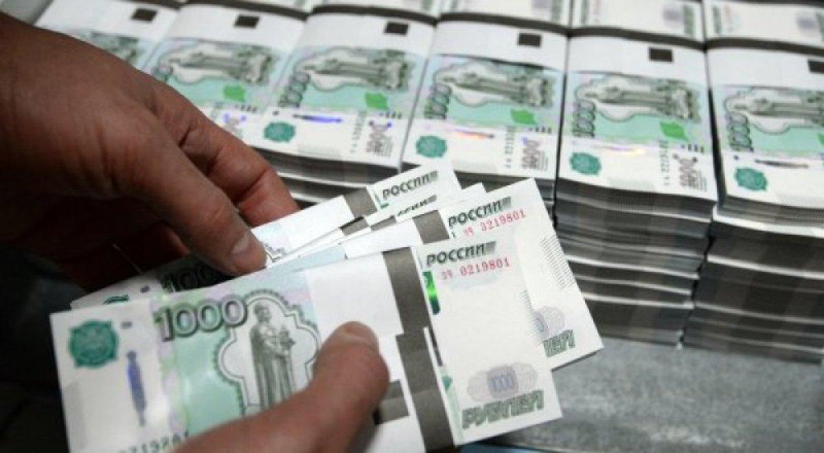 Народный банк продавал рубли на 18 миллионов долларов в день