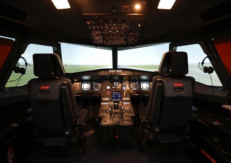 В казахстанской авиации уже четыре года действует